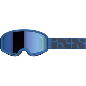 IXS Hack Mirror Goggles racing blue